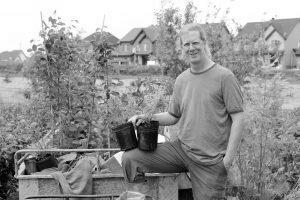Éric, Coopérative de solidarité Ecogespro, Saint-Jacques