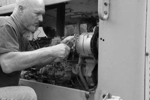 Mécanicien d'équipement lourd