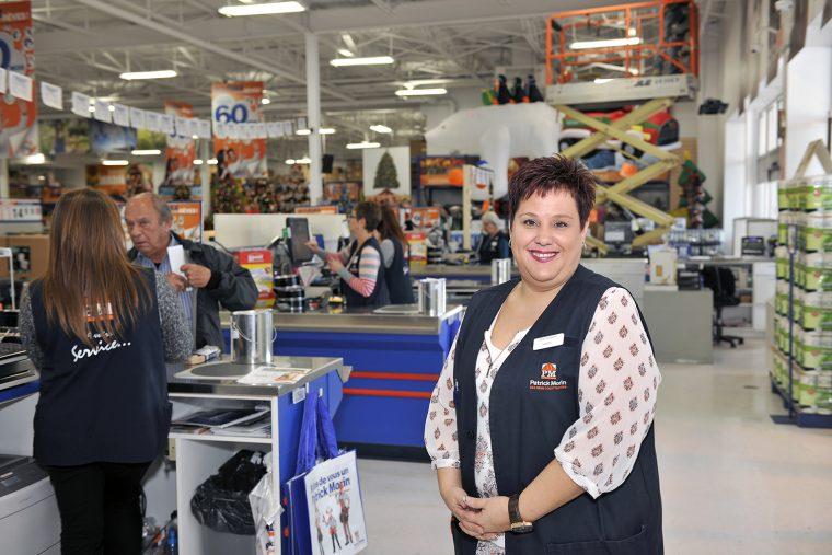 Superviseure commerce de détail