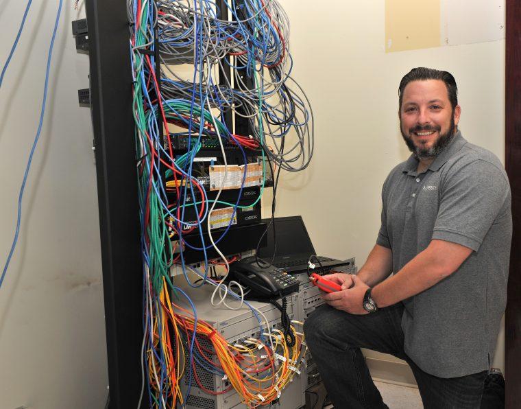 Technicien réseau informatique